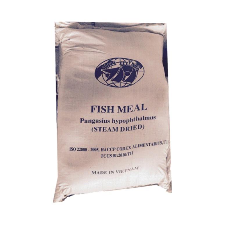 越南巴沙鱼粉 顺安淡水鱼粉市 蛋白优质鱼粉