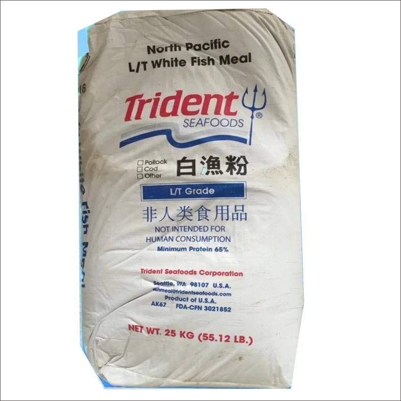 美国白鱼粉高端优质鱼粉,工船白鱼粉