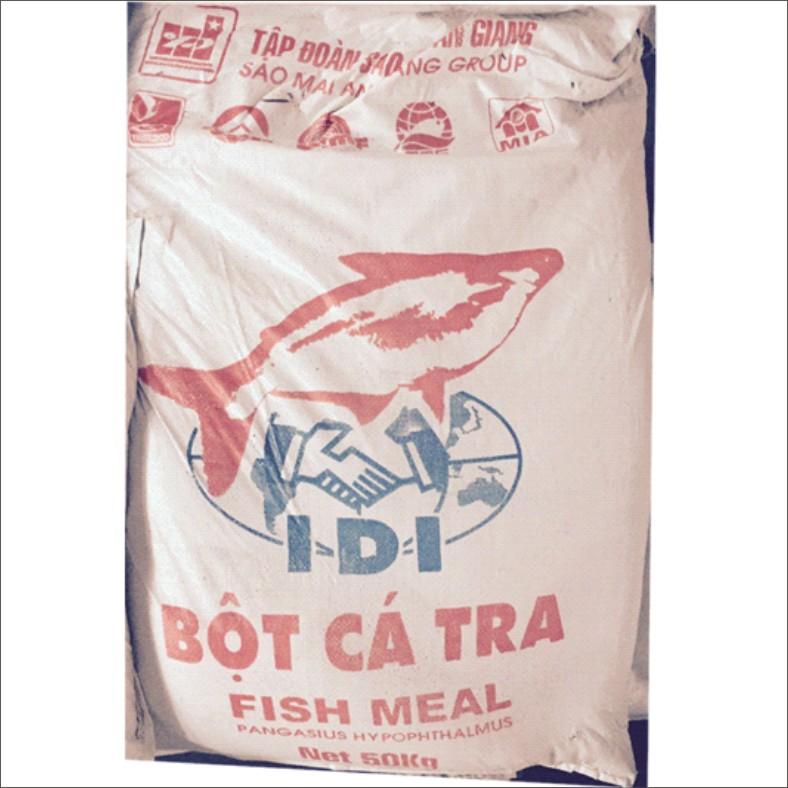 越南淡水巴沙鱼粉优质