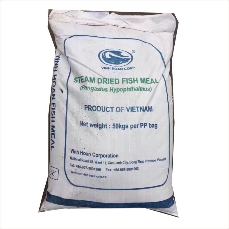 越南进口鱼粉 巴沙淡水鱼粉 越南永环淡水鱼粉