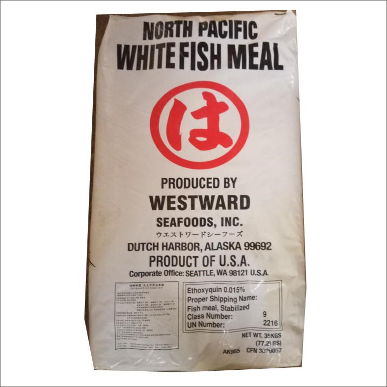 美国白鱼粉 阿拉斯加工船鱼粉
